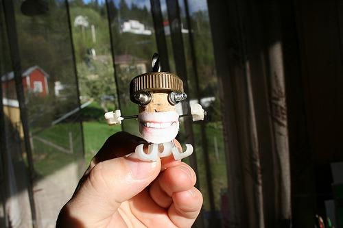 Upcycled tyke # 3 : Spirehead