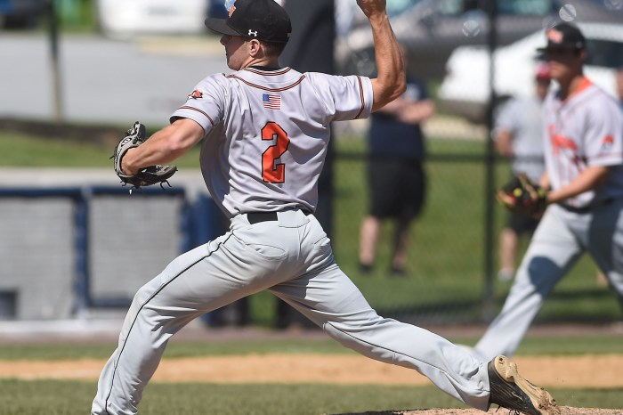 All-Delco Baseball: Marple's Collings hits his spot ... on top
