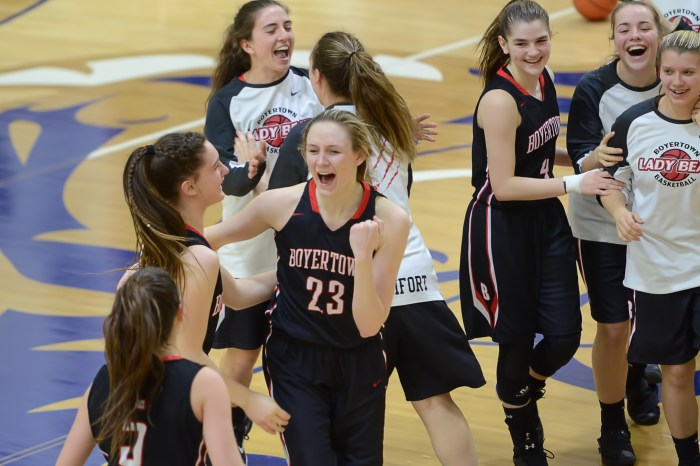 Boyertown's state title run brings about memories of spring 2016