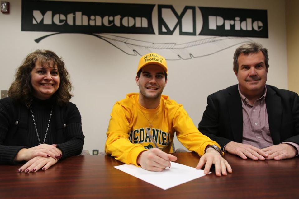 Methacton's Ryan O'Toole commits to McDaniel College