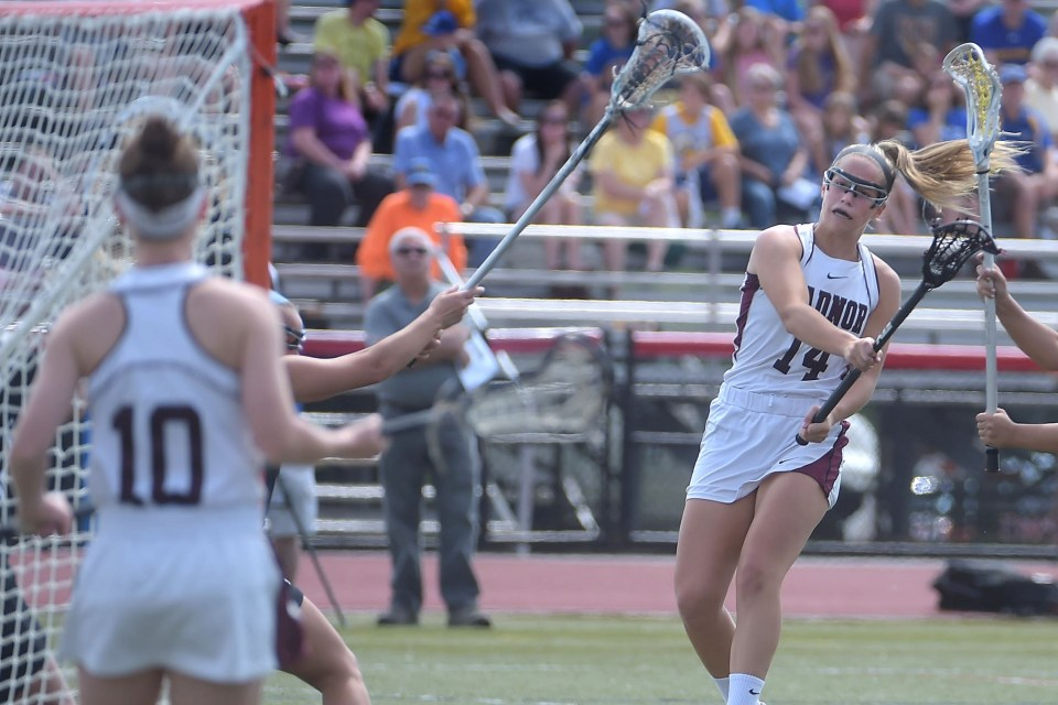 Radnor, Carroll no longer shouldering title-sized chip