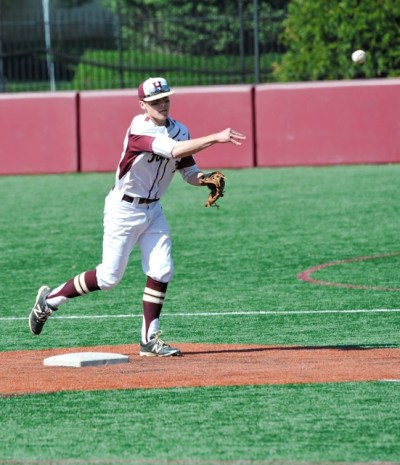 Tommy Toal, a junior second baseman for the Haverford School, batted .402 with a team-leading 39 hits and 35 runs in 32 games. (Courtesy photo)