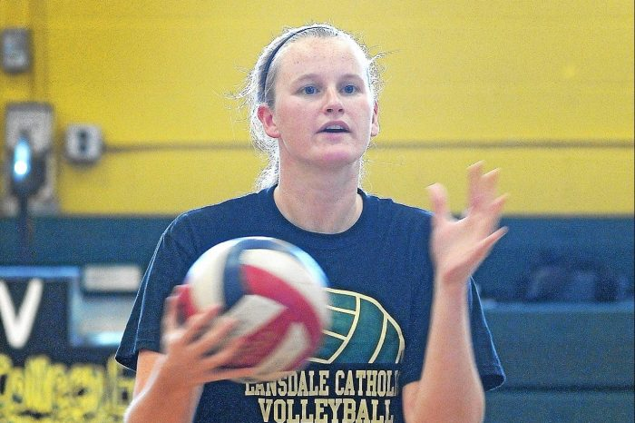Pisch-Koffel follows mom's footsteps in coaching Lansdale Catholic