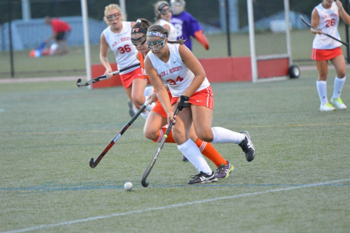 Mercury-Area Field Hockey Roundup: Guinan's late goal lifts OJR past Perk Valley