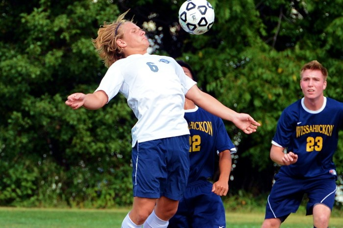 Council Rock North boys soccer dominant in tie with Wissahickon (GALLERY)