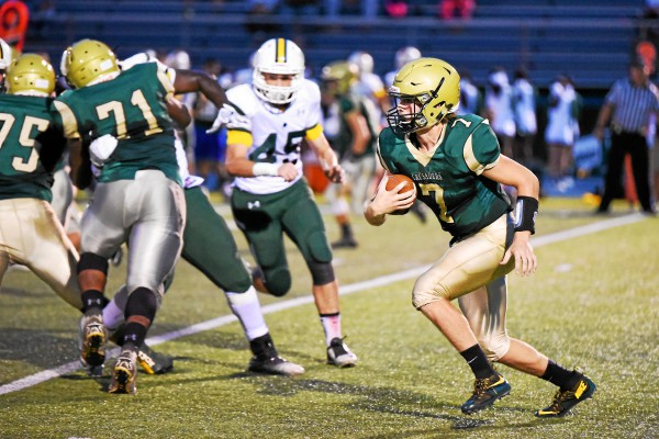 Second-half rally pushes Lansdale Catholic past Bonner & Prendergast