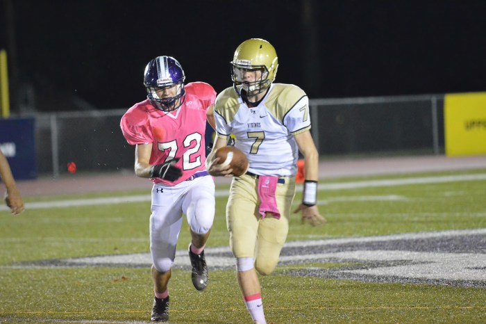 Upper Merion special teams scores 2 TDs in 27-14 win over Phoenixville