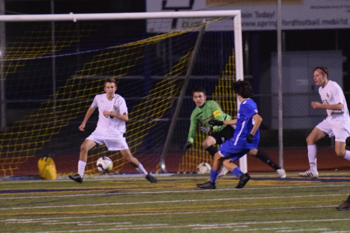 Kennett comes through with 2-1 OT win over Spring-Ford