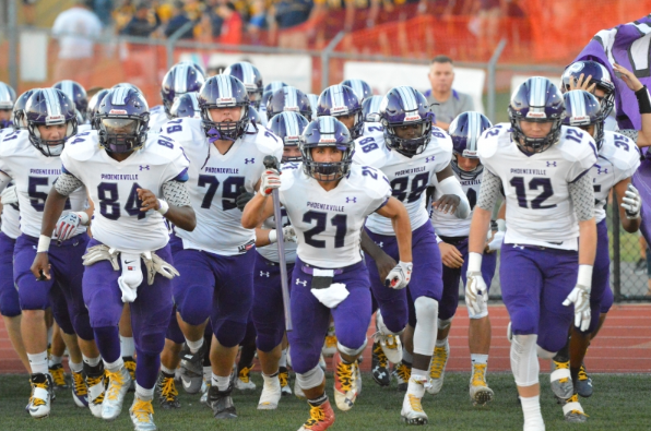 Phoenixville hosts Upper Merion in must-win matchup