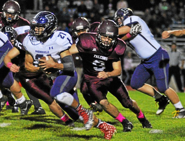 Pottsgrove clinches PAC Frontier Division with win over Phoenixville
