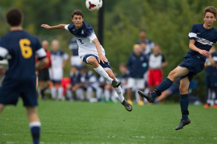 Episcopal Academy's Quinn Dudek is Main Line Boys Athlete of the Week