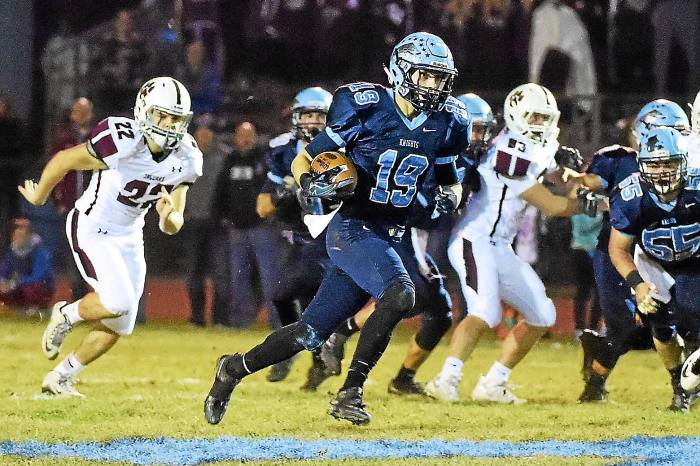 Hubler fits right in at North Penn