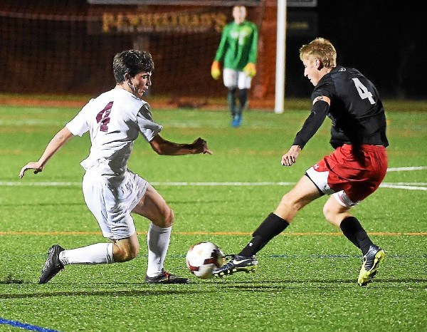 Boys' soccer: West Chester Henderson clobbers Cumberland Valley in state opener