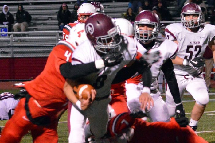 McElhiney kicks West Chester Henderson past Upper Dublin in District 1-5A quarters