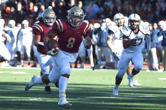 Haverford School feasts on turnovers in season finale win over Episcopal