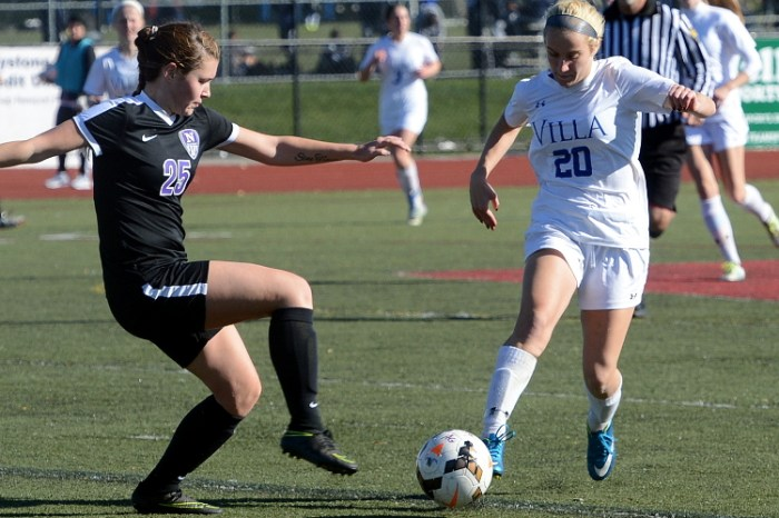 Villa Joseph Marie girls soccer hit full stride heading into state final (PHOTO GALLERY)