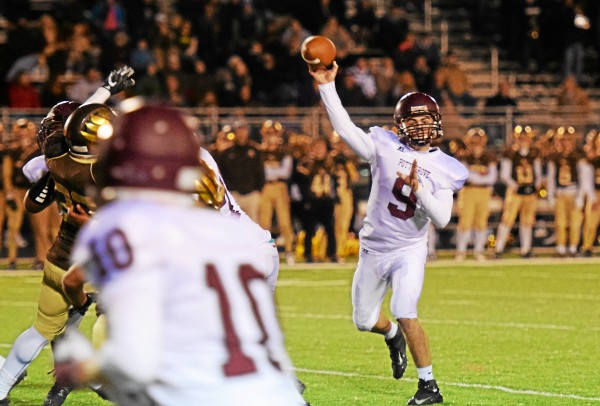 Last of Pennypacker bloodline, Ryan Finn finishes with a flourish