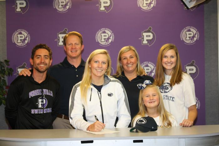 Phoenixville's Maddie Cooke signs on with Penn State