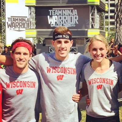 Upper Perkiomen grad teams up to compete on 'Team Ninja Warrior' collegiate series