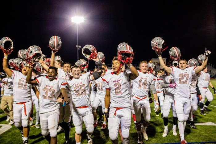 WC East ousts Unionville to end 10-year playoff drought