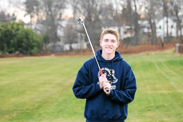 Ben Pochet benefits from physical, mental growth; named Mercury's All-Area Golfer of the Year