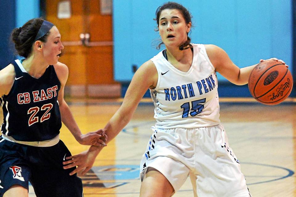 Huber's shot lifts North Penn over Council Rock North