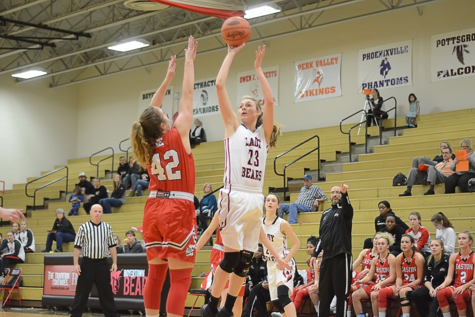 Mercury-Area Girls Basketball Leaders (Jan. 23)