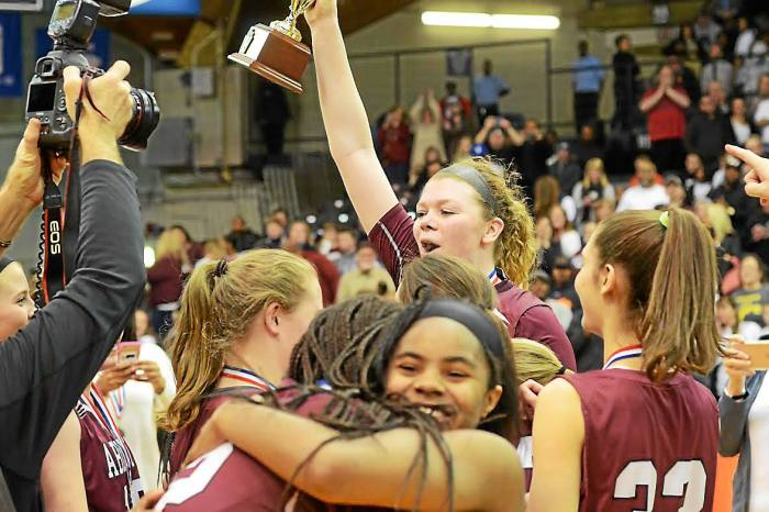 Abington rallies back, tops Plymouth Whitemarsh for District 1-6A title