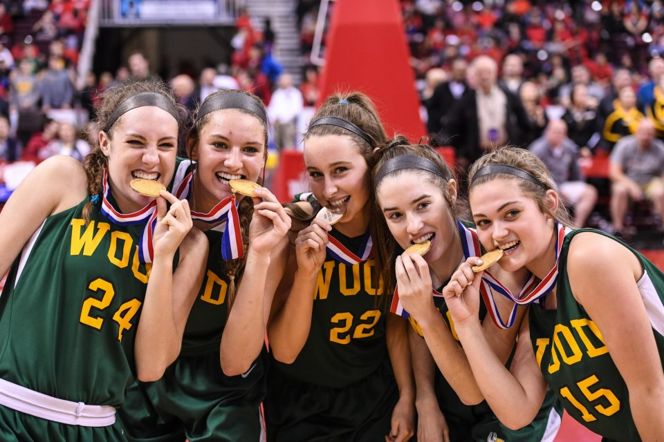 Wood's defense locks down second straight state title