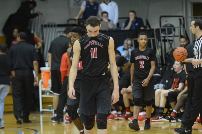 Coatesville falters in fourth quarter as District 1-6A title slips away against Abington