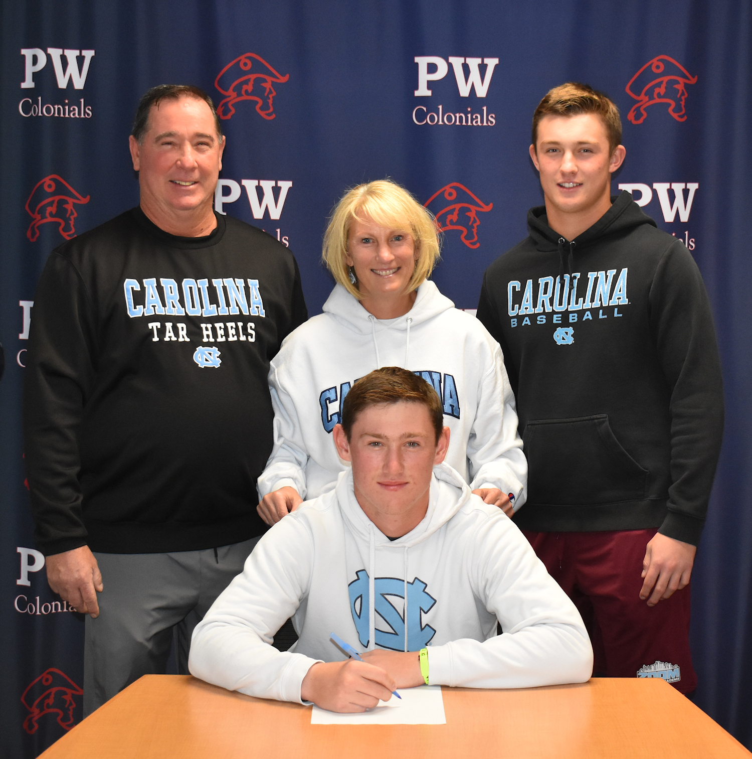 Shortstop Joe Jaconski fulfills lifelong dream by signing with UNC Baseball