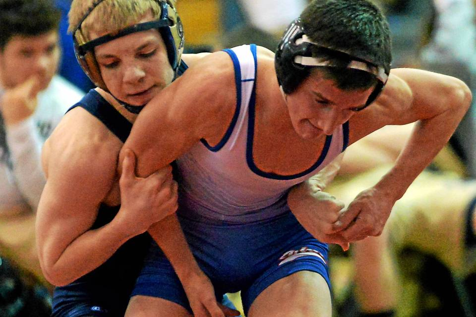 Spring-Ford claims Big Red Duals title; North Penn tops Wood for 3rd