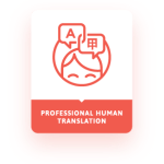 Professional Human Translation