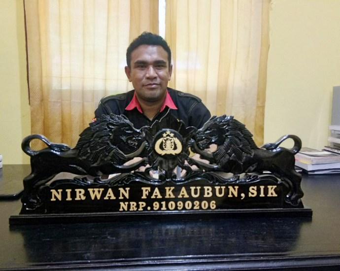 Iptu Nirwan Fakaubun, S.IK