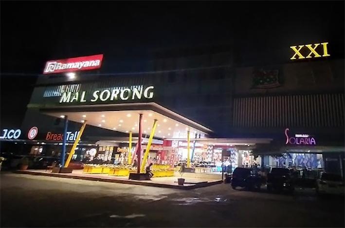 Bröllopstal Mall