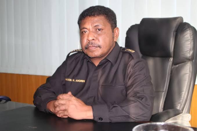 Maxi Ahoren, Ketua MRPB