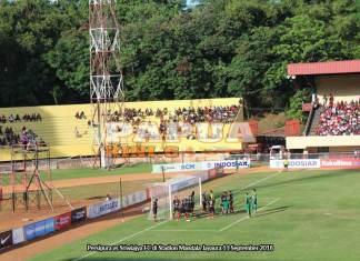 Persipura Tekuk Sriwijaya 1-0