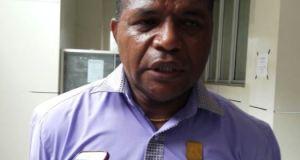 Jhon Dimara DPR PB