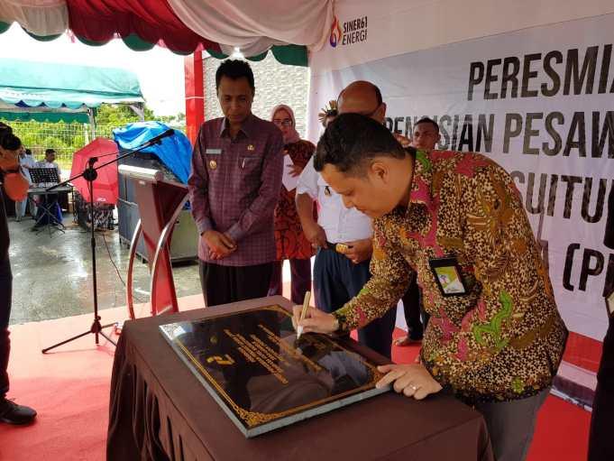 Pertamina Merajut Nusantara