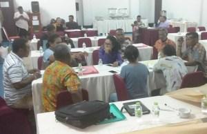 Pembentukan KKR Papua