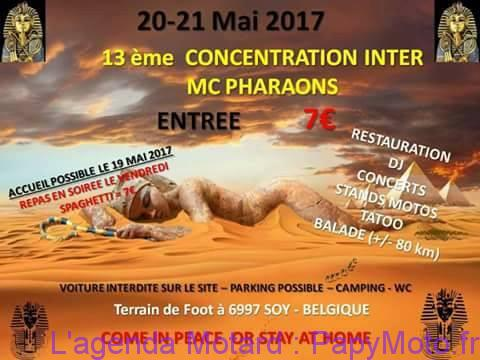 13e Concentration Inter MC Pharaons – Soy (Belgique)