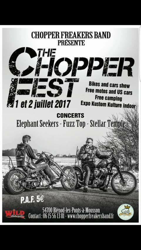 The Chopper Fest – Blénod-les-Ponts-à-Mousson (54)
