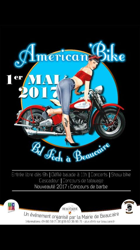 Américan Bike – Beaucaire (30)