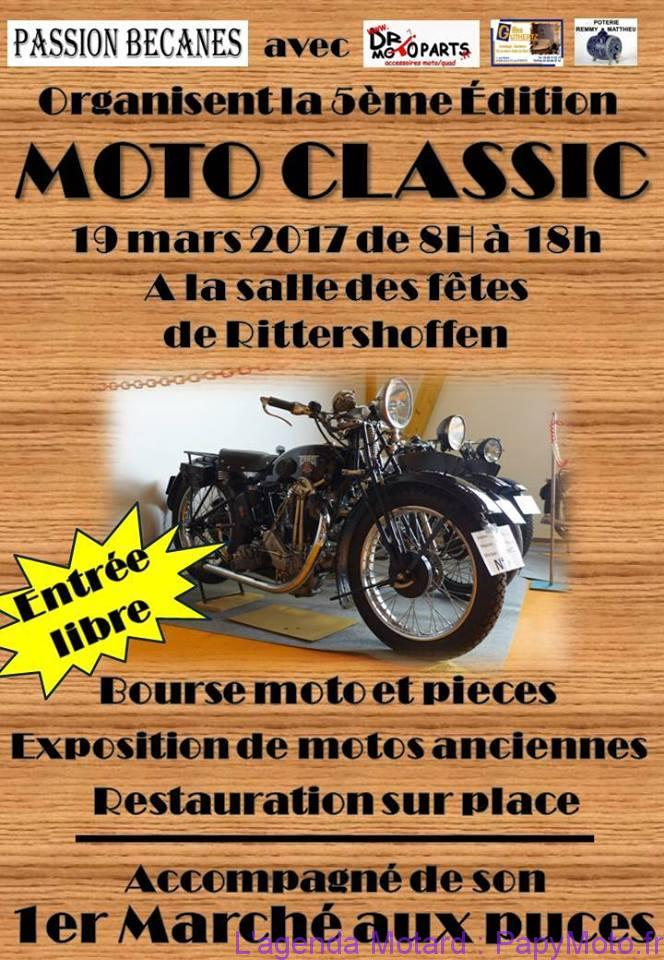 5e Moto Classic – Rittershoffen (67)