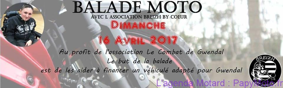 Balade Moto Breizh by Coeur –  Bouëxiere (35)