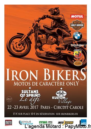 Iron Bikers – Circuit Carole (93)