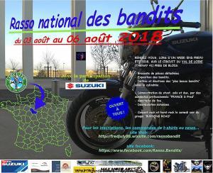 Rasso National des Bandits - Thenay (41) @ Circuit du Val de Loire | Thenay | Centre-Val de Loire | France