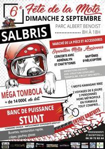 6e Fête de la Moto - Salbris (41) @ Salbris | Salbris | Centre-Val de Loire | France