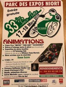 33e Puce Moto – Niort (79) @ Parc des Expos | Niort | Nouvelle-Aquitaine | France