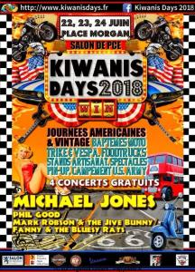 KIWANIS DAYS 2018 – SALON DE PROVENCE (13) @ Place Morgan | Salon-de-Provence | Provence-Alpes-Côte d'Azur | France